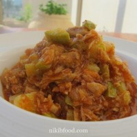 Casserole of Tuna and Vegetables