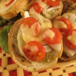 Roasted Bun with Hyssop and Vegetables