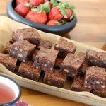 Chocolate nut brownies