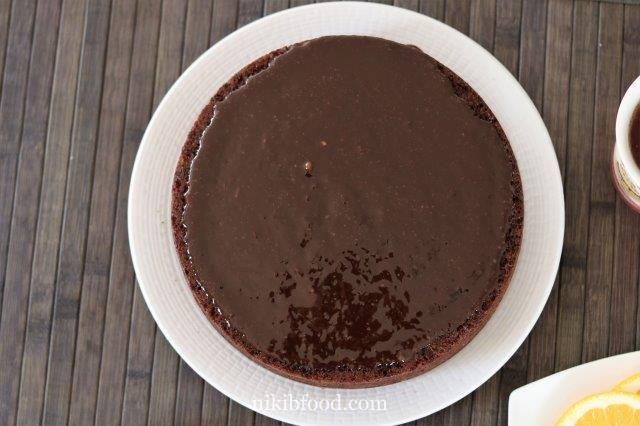 Chocolate cake that kids love