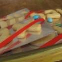 Alphabet Cookies recipe