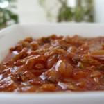 Oriental zucchini salad