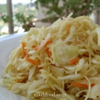 Cabbage and Noodles Salad
