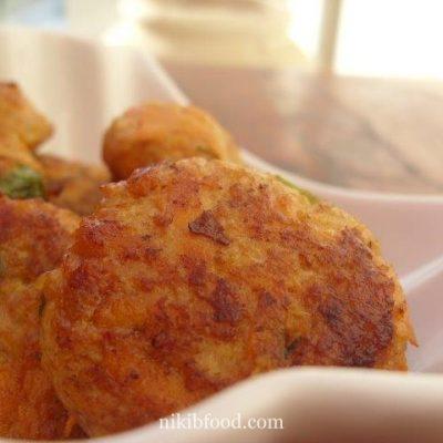 Turkey meatballs baked