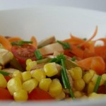 Colorful Corn Salad