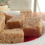 Energy Bars of Rice Krispies