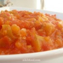 Marduma – Hot Cooked Tomato Salad
