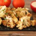 Fried Cauliflower Salad