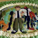 LARGE ORANGE CAKE