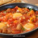 Spicy Shakshuka