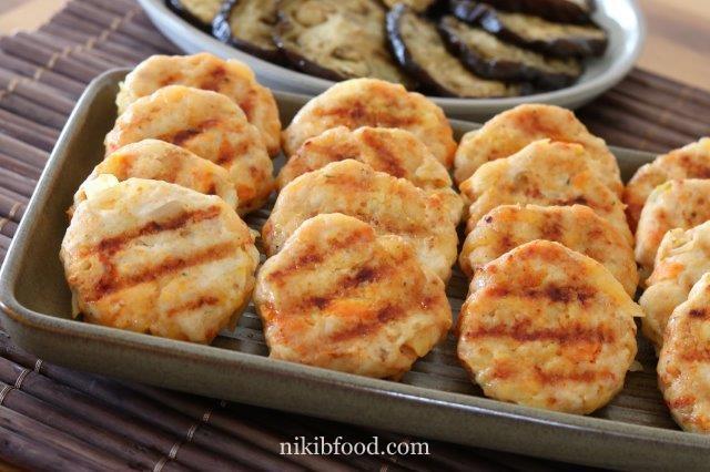 5-Minute baked meatballs