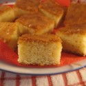 White choclolate blondies