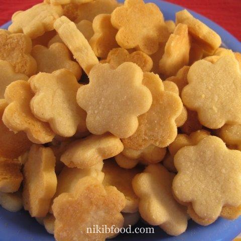 Lotus Cookies