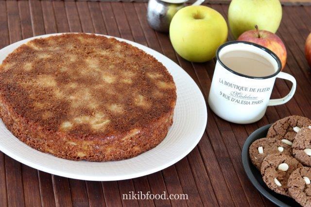 Passover Apple Cake Recipe