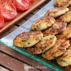 Aruk – iraqi vegetable patties