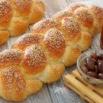 How to make 4 braid challah