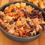 Chicken cholent