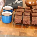Quick mix brownies