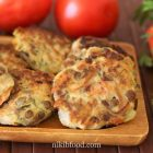 Lentil and Veggie Patties