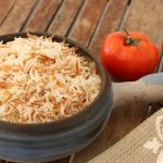Rice with noodles recipe