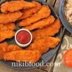 Juicy Baked Chicken Tenders
