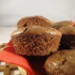 Chocolate muffins recipe