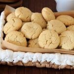 Delicious Crumbly Tahini Cookies