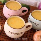 Creamy corn soup recipe