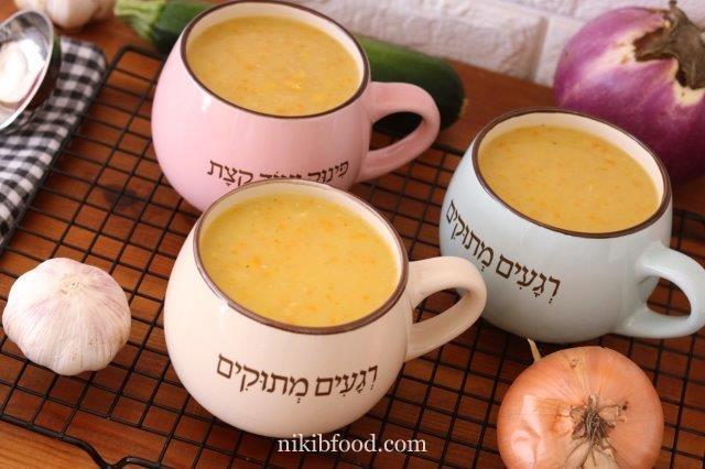 Creamy corn soup recipe
