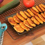 Sweet-Potato Latkes recipe