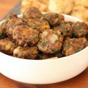 The Best Baked Meatballs