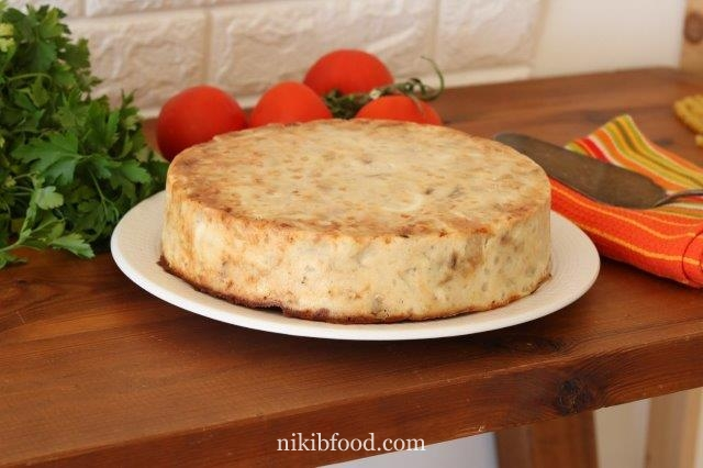 Crustless Onion Quiche