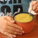 Split Pea and Noodle Soup