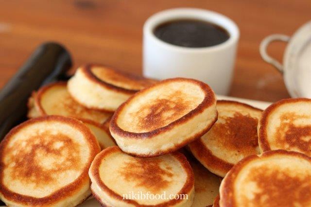 Fantastic pancakes