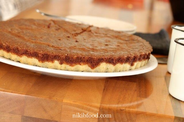 Easy chocolate pie recipe