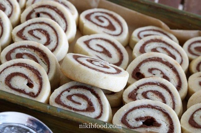 Amazing Mini Shortcrust Pastry Roulades