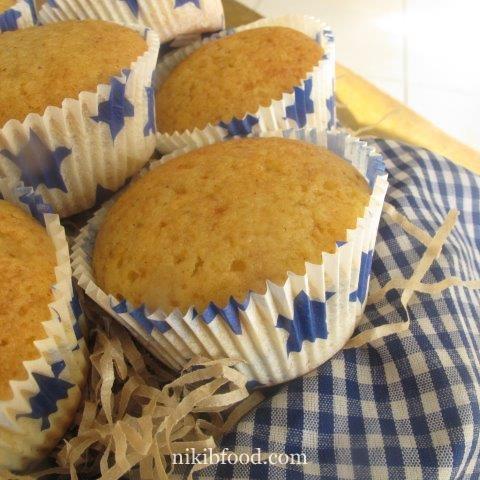 Honey muffins recipe