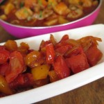 Sweet and Sour Pepper Salad