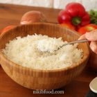 White rice recipe
