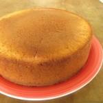 Halva coffee cake