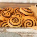 Dairy-Free Chocolate Spirals