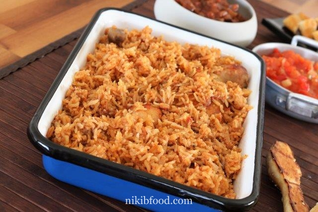 Tabit - iraqi slow cooked chicken and rice