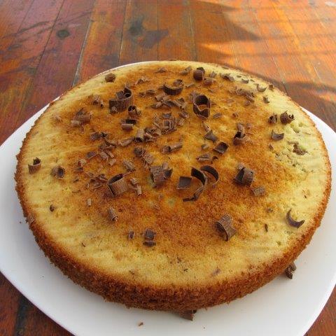 Non Dairy Marble Cake / Photo : nikib