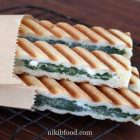 Spinach pastry recipe