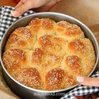 Soft challah bread recipe