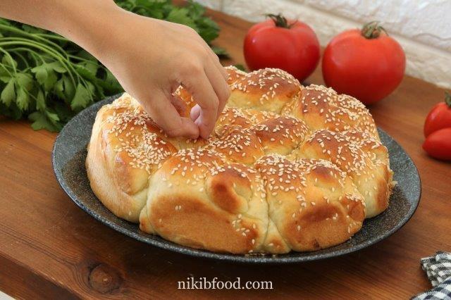 Soft challah bread recipe
