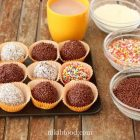 Chocolate Balls that Kids Love