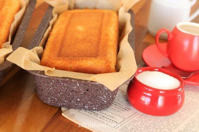 Old fashioned orange cake