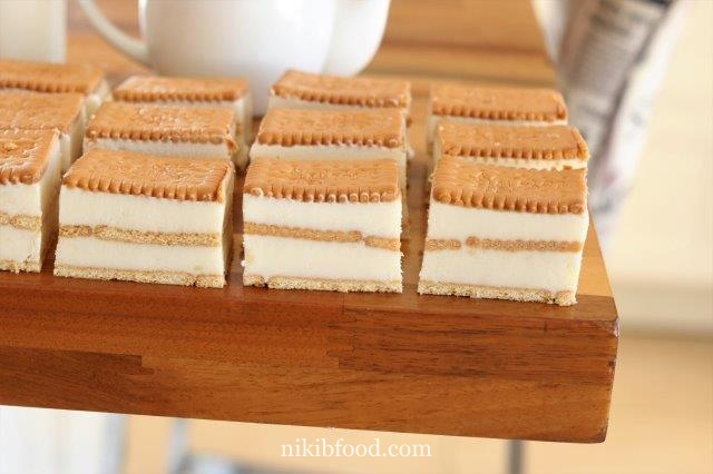 Dietetic Biscuit Cheesecake