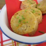 Vegetable Muffins for Passover